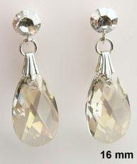Náušnice Crystals 290079