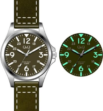 Q Q QB12J345Y pánske hodinky  4182f67faa2