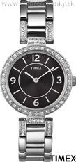 TIMEX T2N453 Crystals Collection