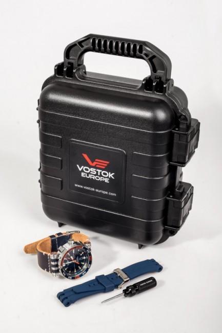 Vostok Europe NH35A 5555235 S - pánske hodinky Vostok Europe ... be1c82c606a