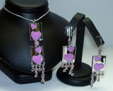 SET-náhrdelník,náušnice 510304-