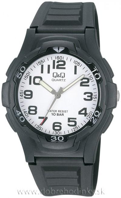 Q&Q VP84J001Y športové hodinky 10ATM priemer 41 mm