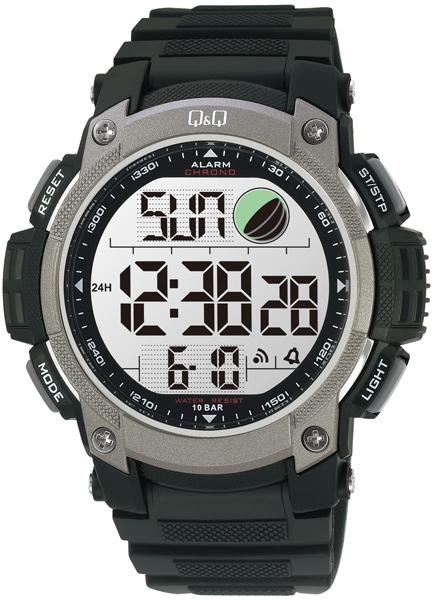 Q&Q M119J002Y športové hodinky 10ATM