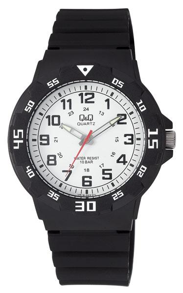 Q&Q VR18J003Y 403997 na potápanie 10ATM priemer 42 mm