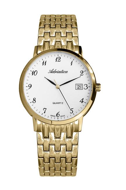 Adriatica 1243.1123QS 80062 pánske hodinky