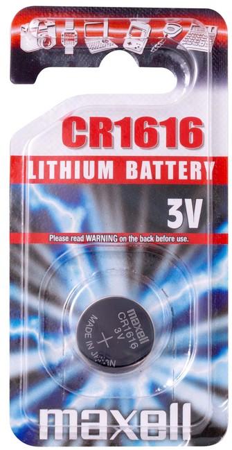 Batéria Maxell CR1616 100862-