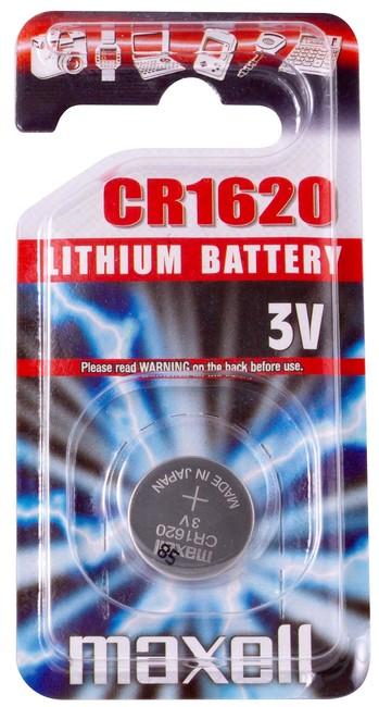 Batéria Maxell CR1620 100863-