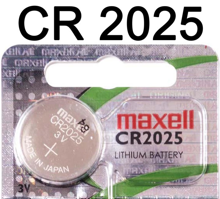Batéria Maxell CR2025 100860-