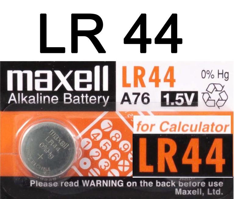Batéria Maxell LR44 100859-