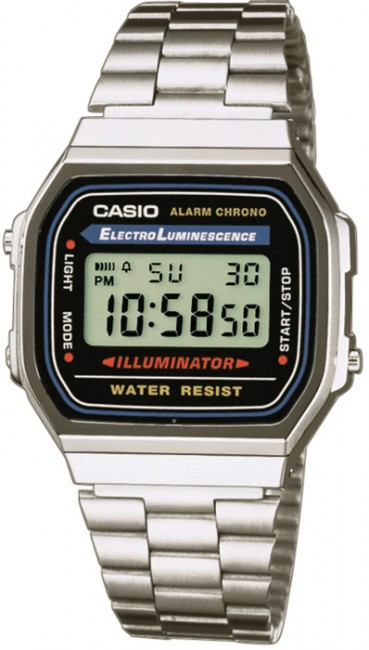 CASIO A 168A-1 Collection