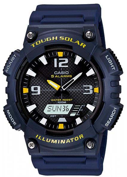 CASIO AQ S810W-2A Tough Solar 10ATM 676095c4ab