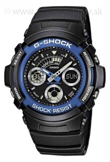 CASIO AW 591-2A G-Shock
