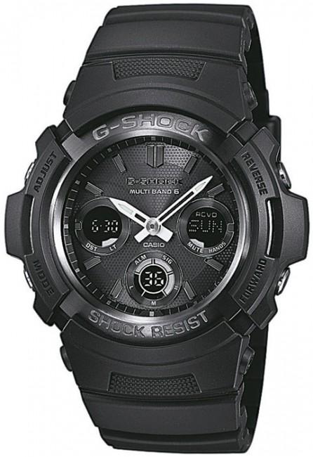 Casio AWG M100B-1A G-Shock
