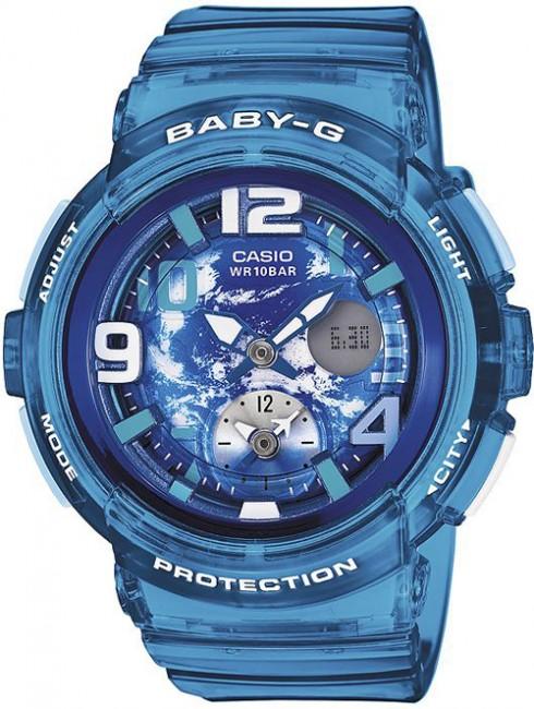 CASIO BGA 190GL-2B - dámske hodinky Casio  a71733435c
