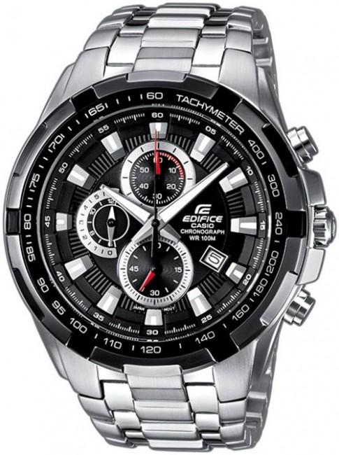 0526ce9af CASIO EF 539D-1A - pánske hodinky Casio | dobrehodinky.sk