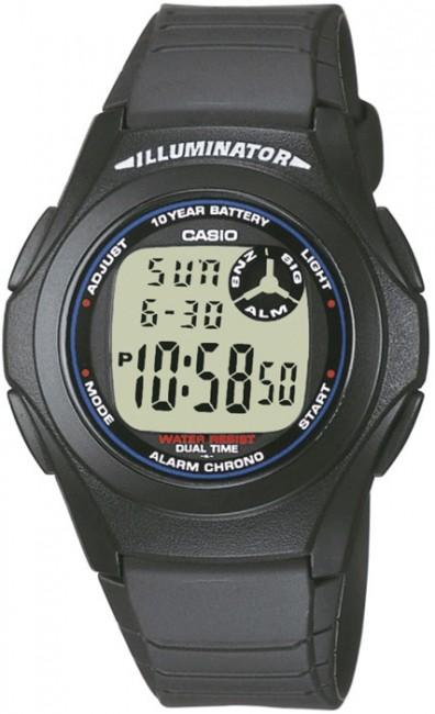 CASIO F 200 Kalendár Stopky Alarm