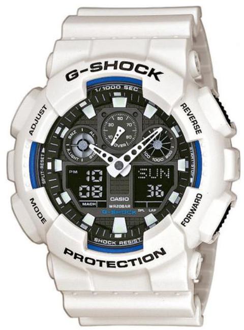 CASIO GA 100B-7A G-Shock 20ATM zväčšiť obrázok. Doprava zdarma 7f23309e343