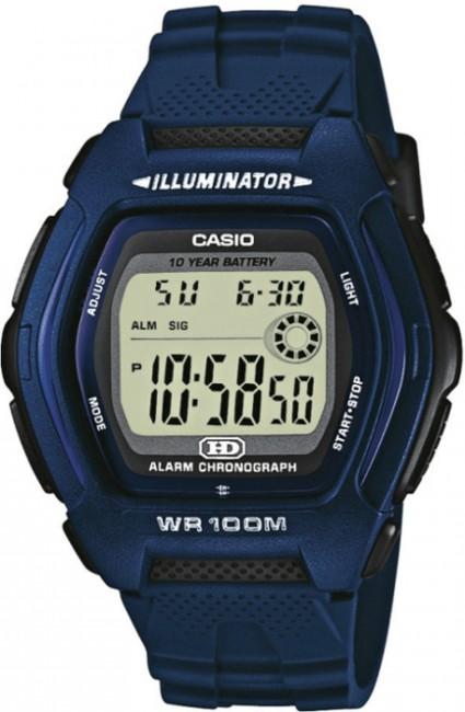 Casio HDD 600C-2 Duálny čas na potápanie