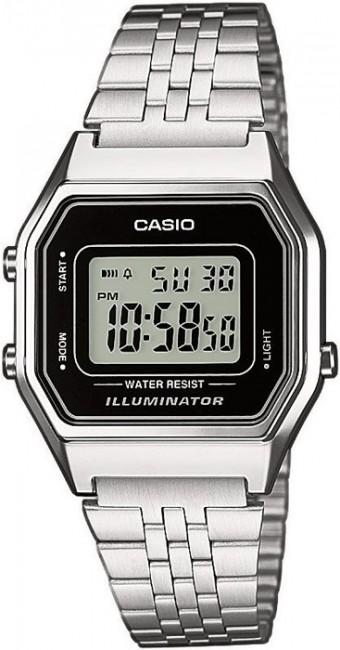 Casio LA 680A-1 Stopky Alarm Kalendár
