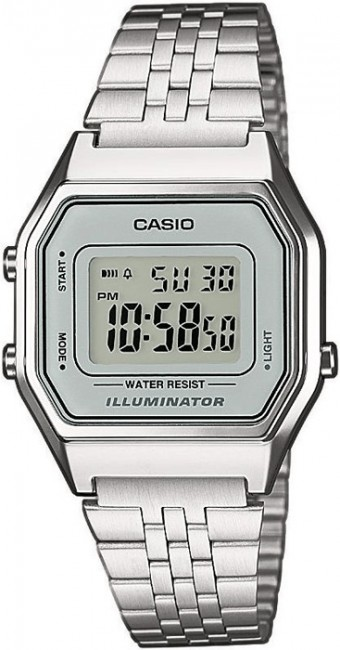 Casio LA 680A-7 Stopky Alarm Kalendár