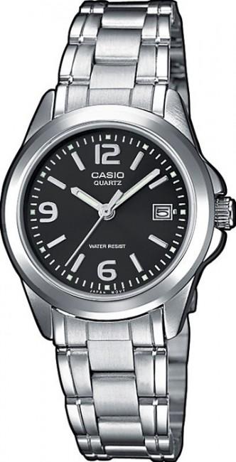 CASIO LTP 1259D-1A dámske hodinky