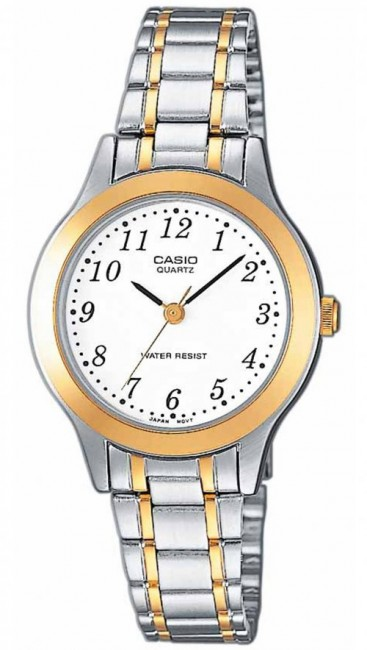 CASIO LTP 1263G-7B dámske hodinky