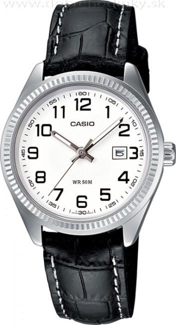 CASIO LTP 1302L-7B dámske hodinky