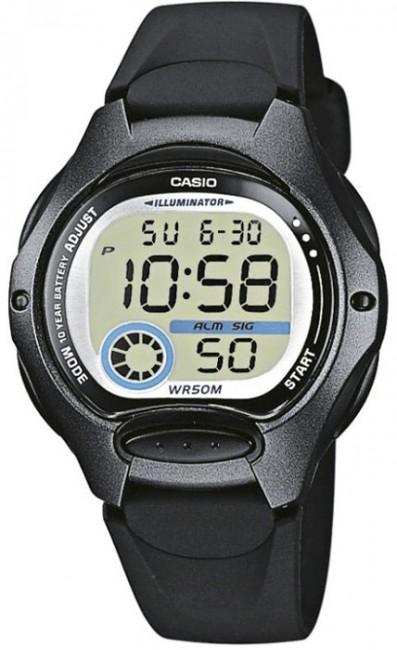 CASIO LW 200-1B dámske hodinky  a22788d2338