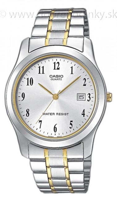CASIO MTP 1264G-7B pánske hodinky