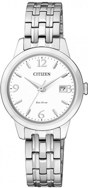 CITIZEN ECO-DRIVE dámske hodinky. Citizen EW2230-56A CLASSIC SAPPHIRE zväčšiť  obrázok 01ceba54200