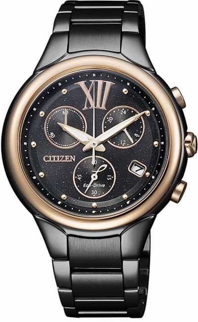 Citizen FB1317-53E Eco-Drive Slolar Chronograf