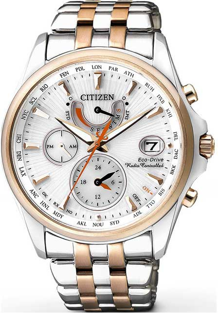 Citizen FC0014-54A Ladies Radio Controlled dde374f428c