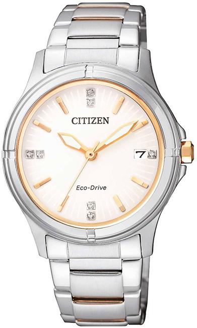 CITIZEN ECO-DRIVE dámske hodinky  6589658711a