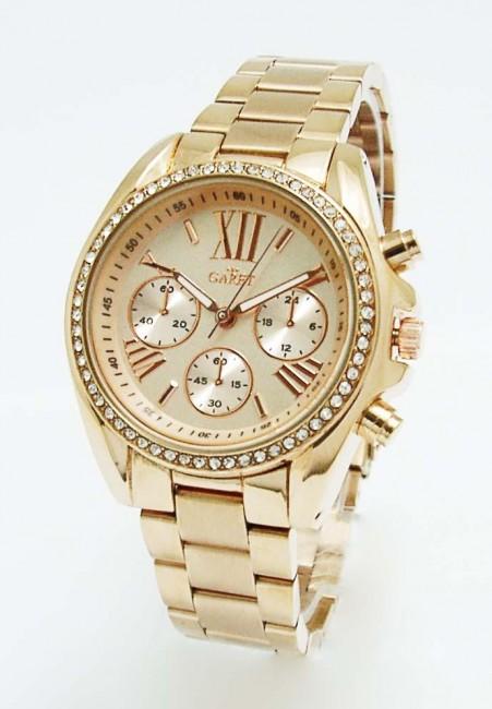 GARET 119637MD Fashion dámske hodinky s oceľovým remienkom b0ae217449