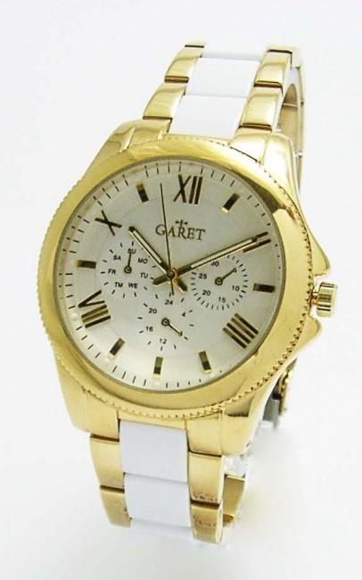 GARET 11972112A dámske hodinky s oceľovým remienkom 647978d19e