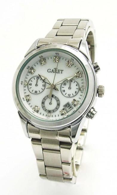 9e2bb6181 GARET 1197321A Fashion dámske hodinky s oceľovým remienkom