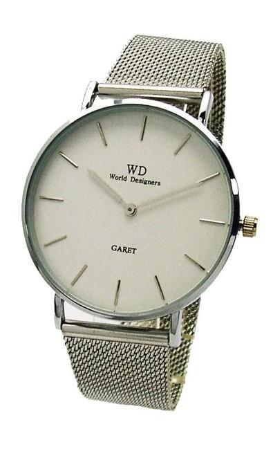 GARET 119751E pánske hodinky s oceľovým remienkom