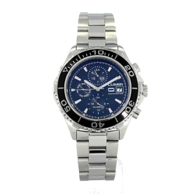d3ebaee7f Hodinky LUMIR 111410C pánske hodinky s multifunkčným dátumom zväčšiť obrázok