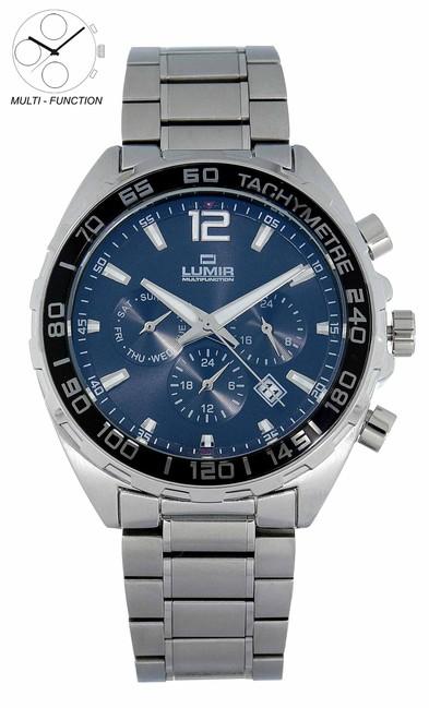 95658cdd9dd Hodinky LUMIR 111414C pánske hodinky s multifunkčným dátumom zväčšiť obrázok