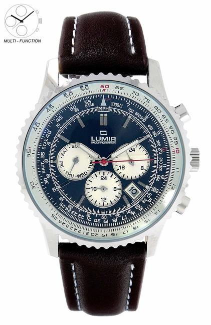 e0fcf3804 Hodinky LUMIR 111415H pánske hodinky s multifunkčným dátumom zväčšiť obrázok