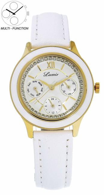 Hodinky LUMIR 111420BE pánske hodinky s multifunkčným dátumom