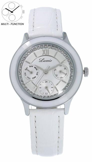 Hodinky LUMIR 111419BE pánske hodinky s multifunkčným dátumom