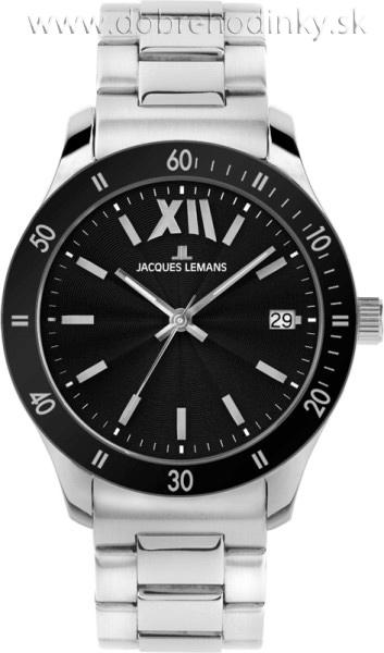 fcc16552f JACQUES LEMANS 1-1678A Sports ROME dámske hodinky   dobrehodinky.sk