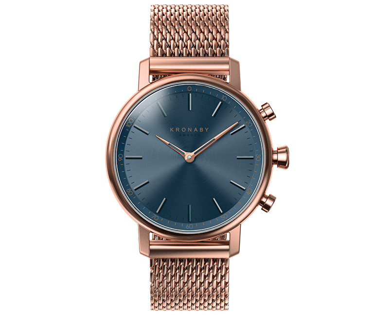 Kronaby CARAT A1000-0668 SMART hodinky