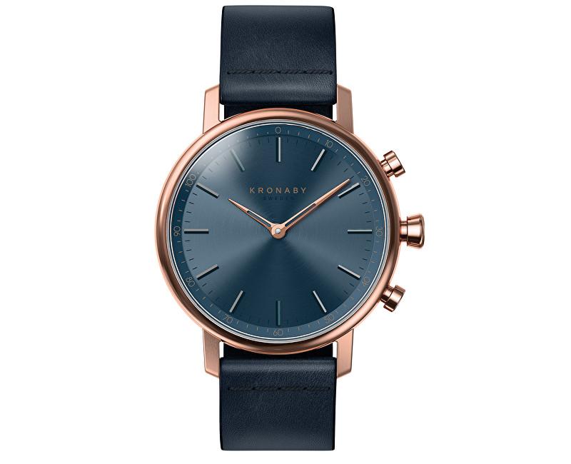 Kronaby CARAT A1000-0669 SMART hodinky