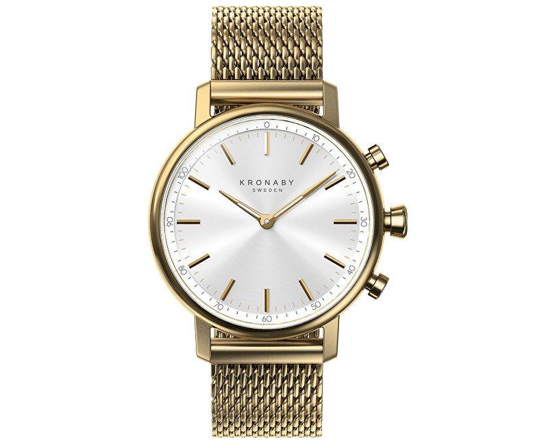 Kronaby CARAT A1000-0716 SMART hodinky