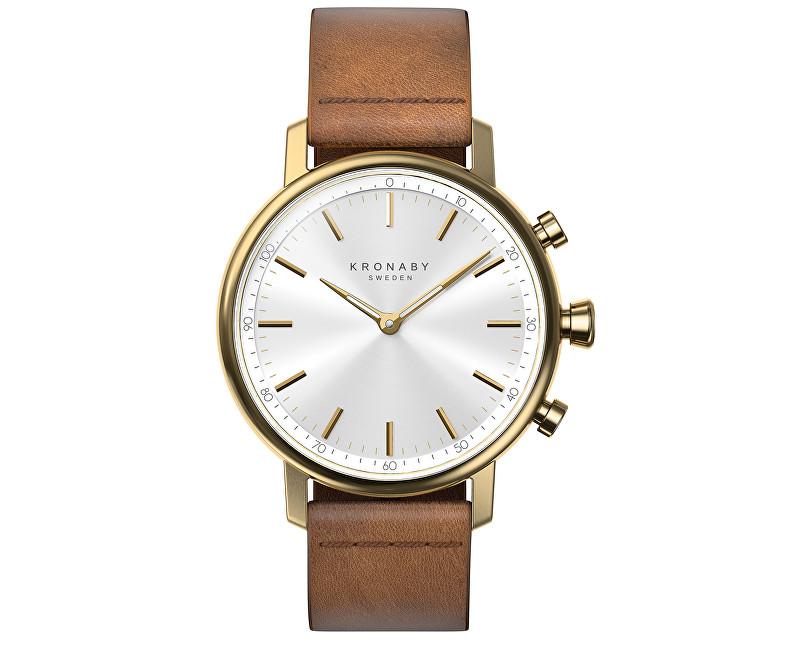Kronaby CARAT A1000-0717 SMART hodinky