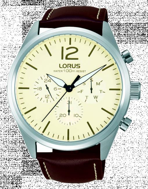 a45b0f5600 LORUS RX409AX9 pánske hodinky Multifunkčné