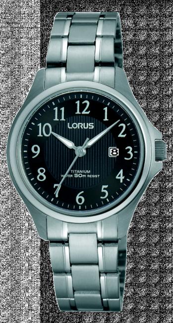 LORUS RH721BX9 dámske titánové hodinky  2db661a8b0