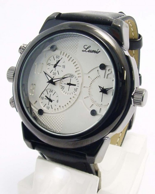 Hodinky LUMIR 110888E pánske hodinky d4e0fbc116